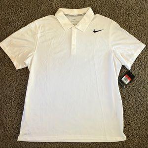 NWT Nike Dri-Fit Men's Polo